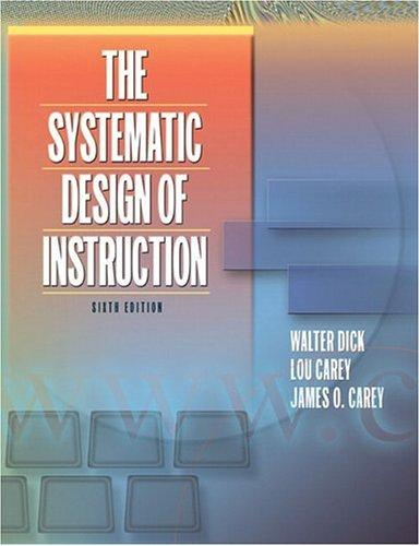 Download The systematic design of instruction