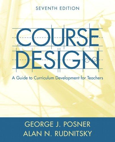 Download Course design