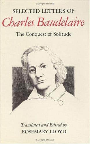 Download Selected letters of Charles Baudelaire