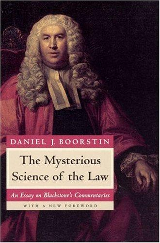 Download The mysterious science of the law