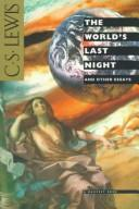 Download The world's last night, and other essays.