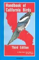 Download Handbook of California birds