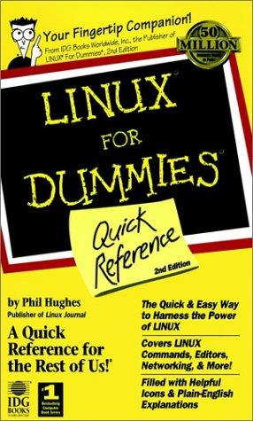 Download Linux for dummies quick reference