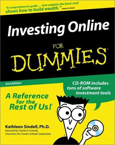 Download Investing online for dummies