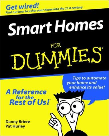 Download Smart homes for dummies