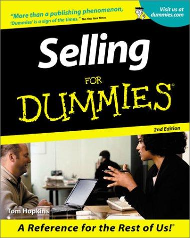 Download Selling for Dummies