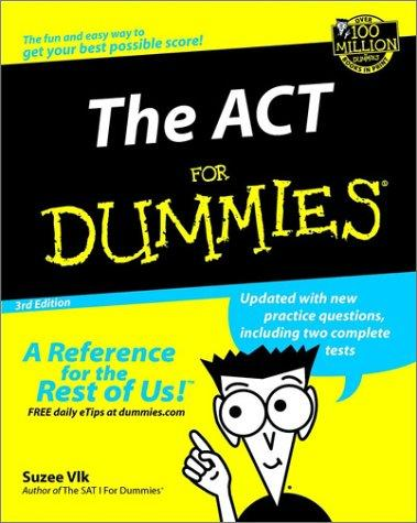 Download The ACT for dummies