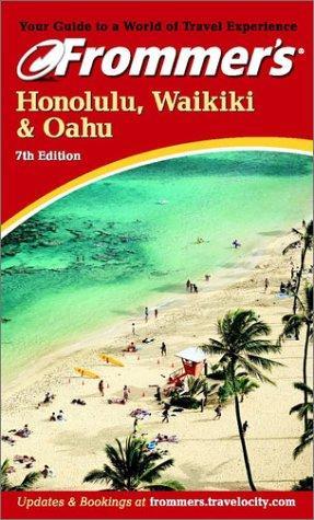 Frommer's Honolulu, Waikiki & Oahu