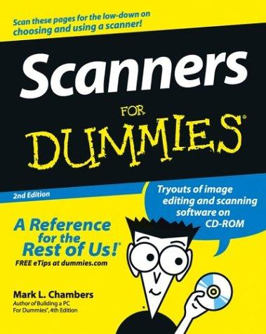 Download Scanners for Dummies