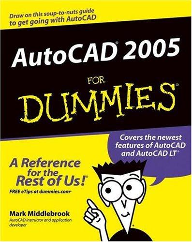 AutoCAD 2005 For Dummies