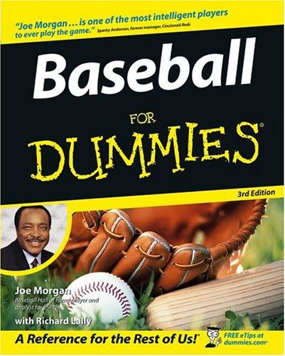 Download Baseball for dummies