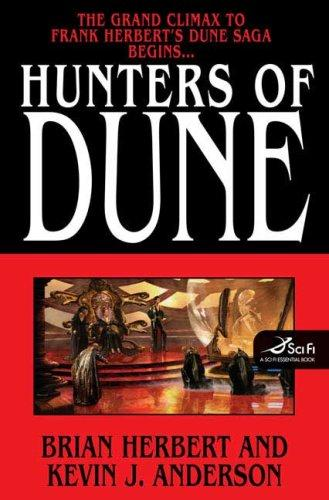 Hunters of Dune by Kevin J. Anderson