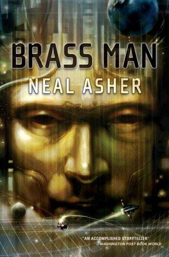 Brass Man by Neal L. Asher