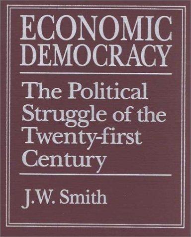 Download Economic Democracy