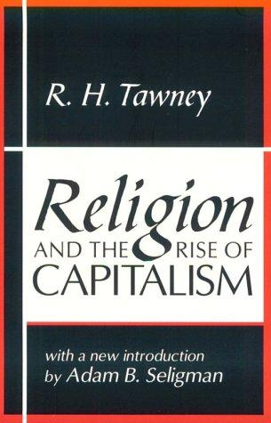 Download Religion and the rise of capitalism