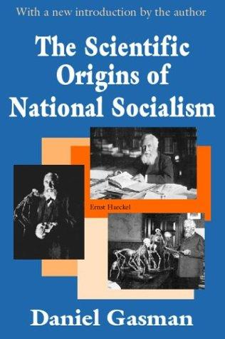 Download The scientific origins of National Socialism