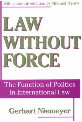 Download Law without Force