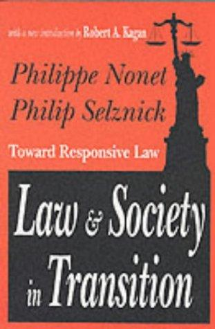 Law & society in transition