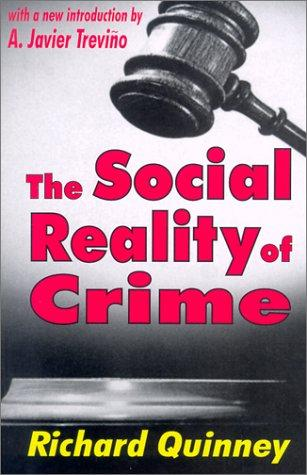 Download The social reality of crime