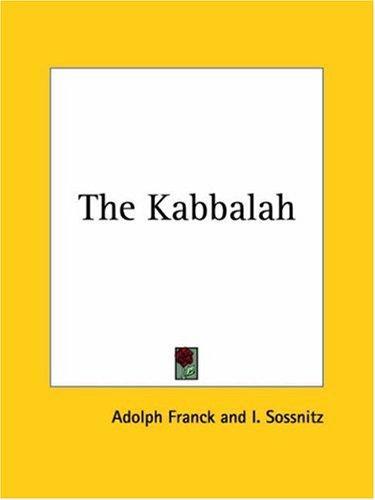 The Kabbalah