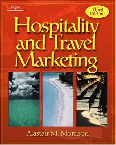 Download Hospitality and travel marketing