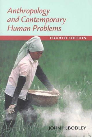 Download Anthropology and contemporary human problems