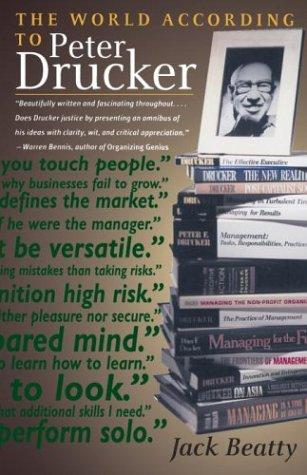 Download The world according to Peter Drucker