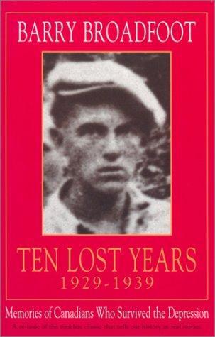 Download Ten Lost Years, 1929-1939
