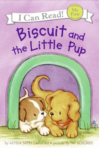 Download Biscuit and the Little Pup (My First I Can Read)