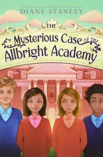 Download The Mysterious Case of the Allbright Academy
