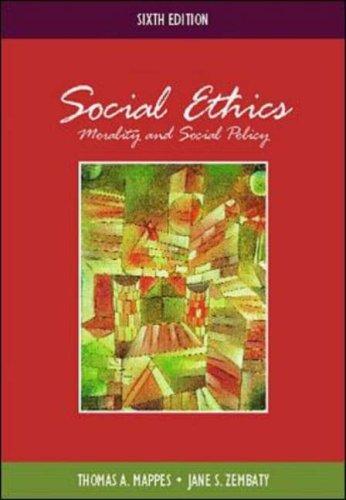 Download Social Ethics