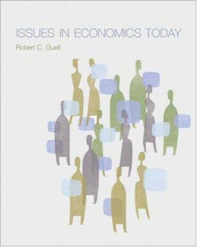 Download Issues in Economics Today
