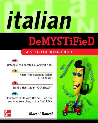 Download Italian Demystified