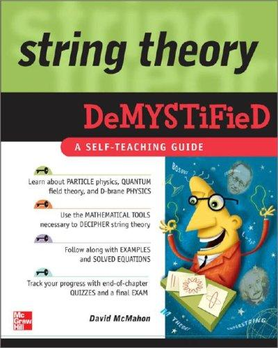 Download String Theory Demystified