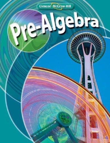 Download Pre-Algebra, Student Edition