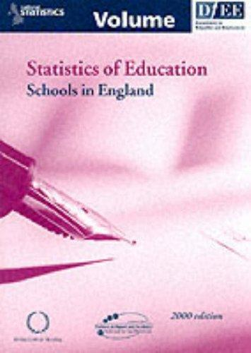 Download Statistics of Education