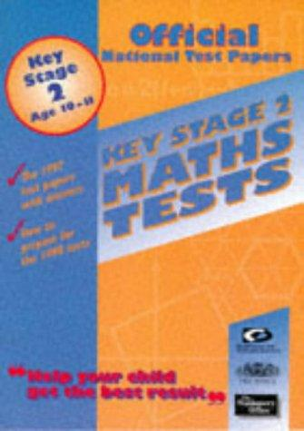 Download Official National Test Papers (Official Key Stage Guides)