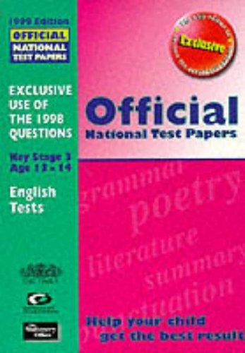 Download Official National Test Papers