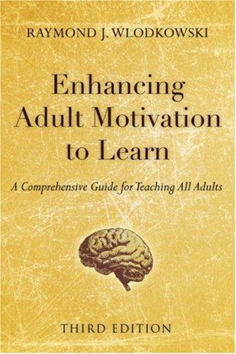 Download Enhancing Adult Motivation to Learn