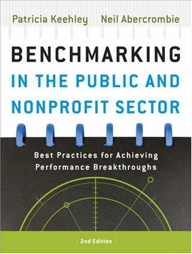 Download Benchmarking in the Public and Nonprofit Sectors