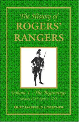 The History of Rogers' Rangers