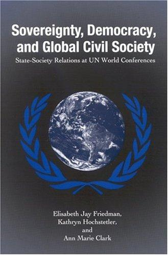 Download Sovereignty, Democracy, and Global Civil Society