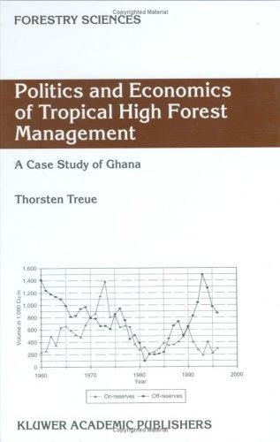 Download Politics and Economics of Tropical High Forest Management
