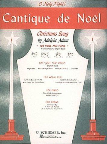Download Cantique de Noel (O Holy Night)