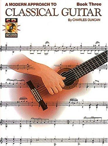 Download A Modern Approach to Classical Guitar