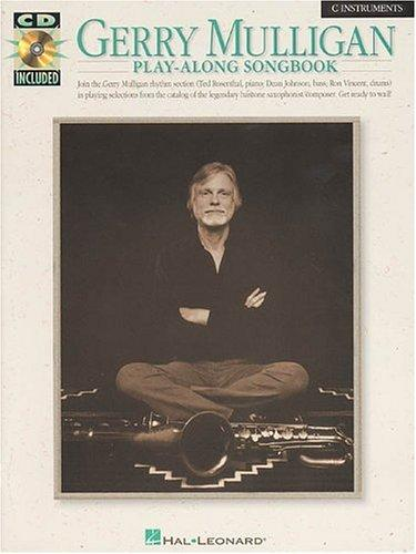 Gerry Mulligan Play-Along Songbook