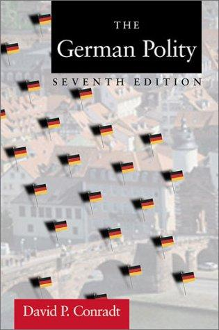 Download The German Polity (7th Edition)