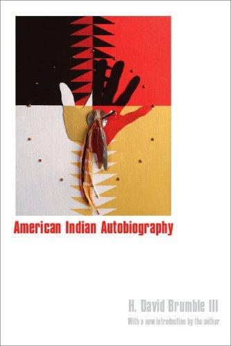 Download American Indian Autobiography
