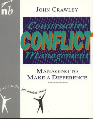 Download Constructive Conflict Management