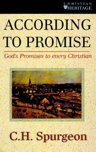 Download According to Promise (The Spurgeon Collection)